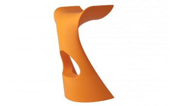 Slide Designer Bar Stuhl - KONCORD - Outdoor Matt