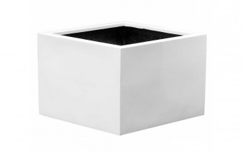 Pottery Pots Jumbo Middle High XL, White