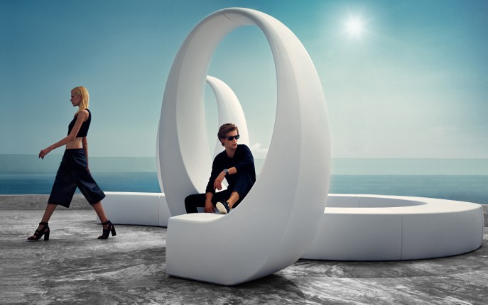VONDOM Designer SITZELEMENT BOGEN AND COLLECTION