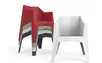 VONDOM Designer STUHL VOXEL COLLECTION