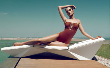 VONDOM Designer Sonnenliege FAZ COLLECTION