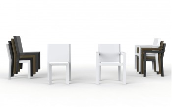 VONDOM Designer STUHL FRAME COLLECTION