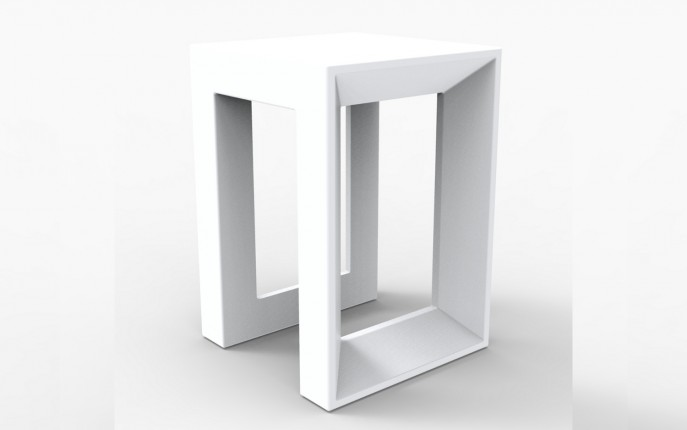 VONDOM Designer HOCKER FRAME COLLECTION
