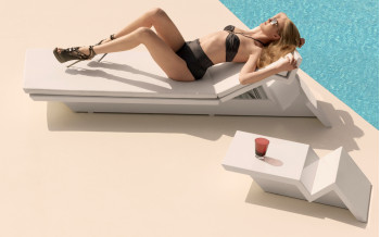 VONDOM Designer SONNENLIEGE REST COLLECTION