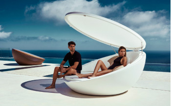 VONDOM Designer LIEGESESSL ULM COLLECTION