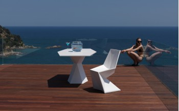 VONDOM Designer STUHL VERTEX COLLECTION