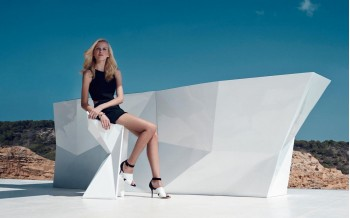 VONDOM Designer BARHOCKER VERTEX COLLECTION