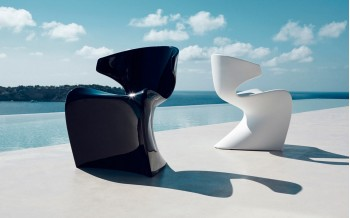 VONDOM Designer STUHL WING COLLECTION