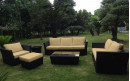 Baidani Rattan Garten Lounge Treasure Select