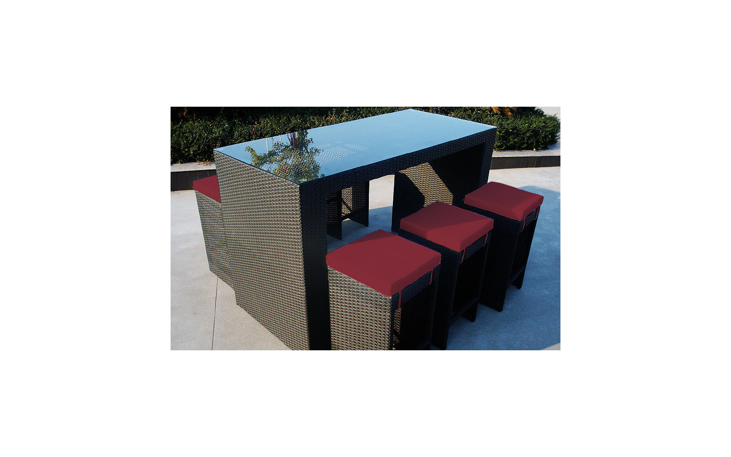 baidani rattan garten sitzgruppe summernight select baidani shop. Black Bedroom Furniture Sets. Home Design Ideas