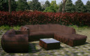 Baidani Garten Rattan Lounge Eternity Select