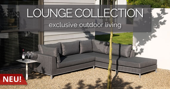 gartenmöbel rattan lounge collection